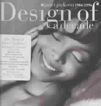 DESIGN OF A DECADE 1986-1996 BY JACKSON,JANET (CD)